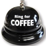 Table Bell - Ring for Coffee