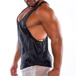 Go Softwear/American Jock HC Fluid Gym Tank - Black