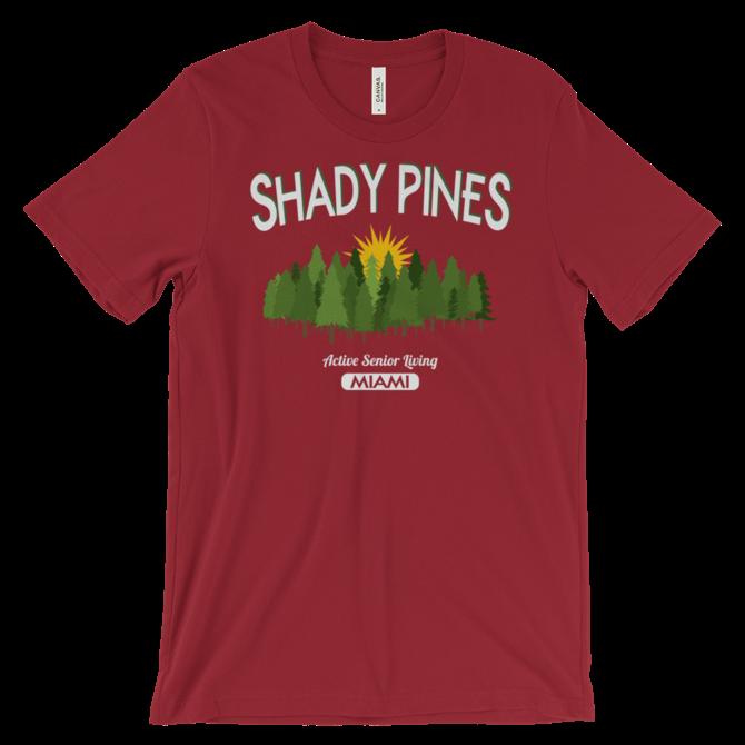 Swish Embassy Shady Pines