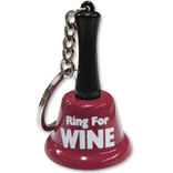 Keychain Bell - Ring for Wine
