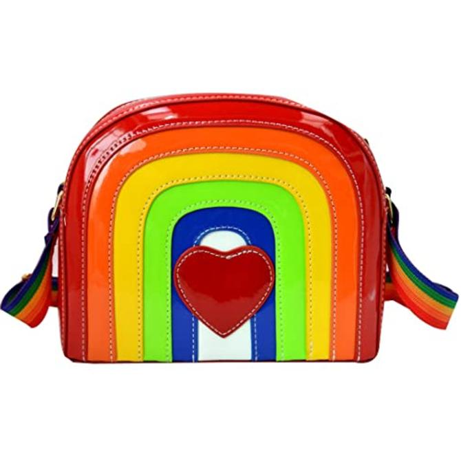 Knobs Rainbow Panel Bag