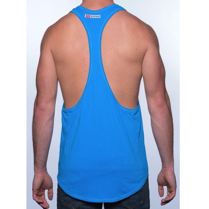 Go Softwear/American Jock Monterey Muscle Tank - Scuba
