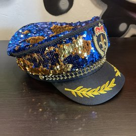Fabhat Blue/Gold Fabhat