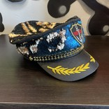 Fabhat Teal/Gold Fabhat