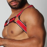 Cellblock 13 Kennel Club Scout Harness - Red