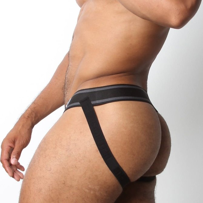 Cellblock 13 Relay Mesh Jock - Black
