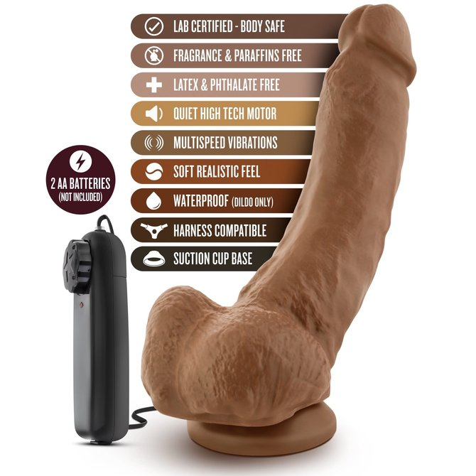 """Loverboy The Boxer - Vibrating 9"""""""
