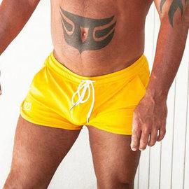 Chris Turk Golden Yellow Swim Short - Chris Turk