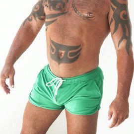 Chris Turk Kelly Green Swim Short - Chris Turk