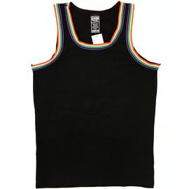 Knobs Rainbow Trim Tank