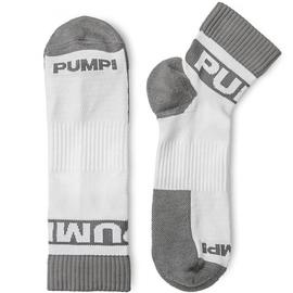 PUMP! All Sport Socks 2-Pack - Grey