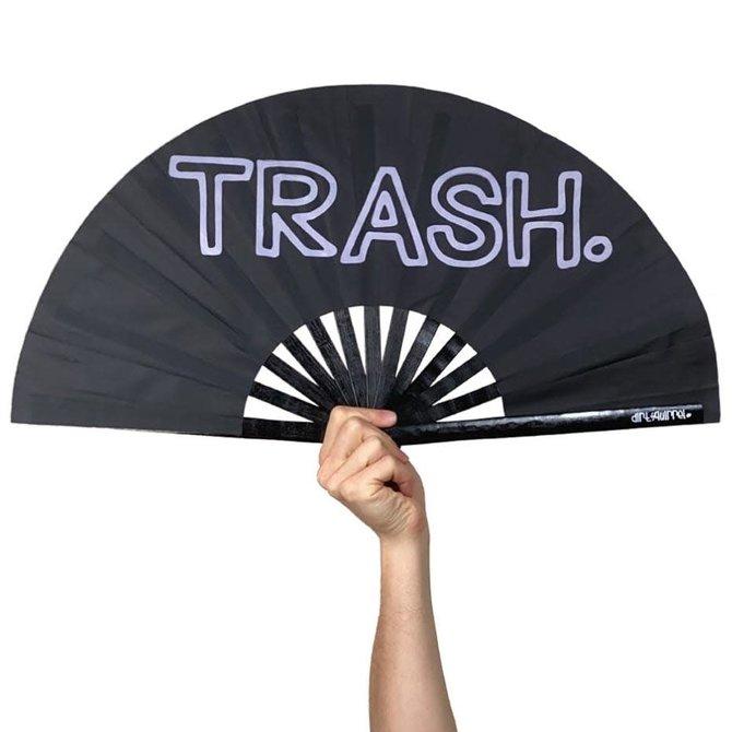 Trash fan