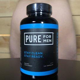 Pure for Men w/ Aloe 120 ct