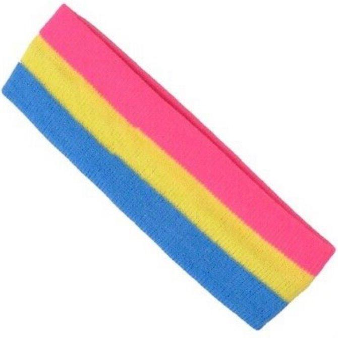 Pansexual Terry Cloth Headband