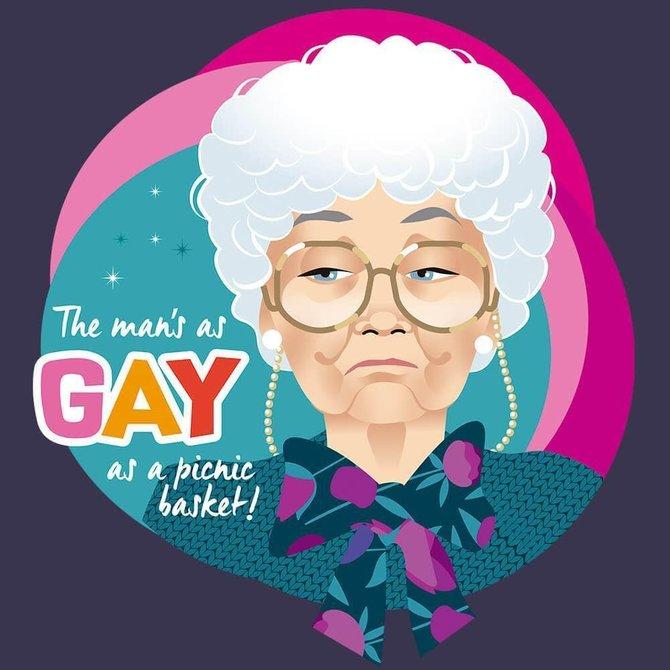 Swish Embassy Gay as a Picnic Basket
