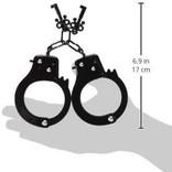 Anodized Handcuffs - Black