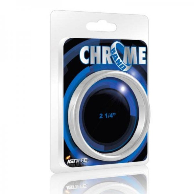 Chrome Band 2.25