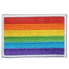 Rainbow Flag Patch