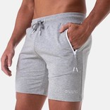 Helsinki Core Shorts - Grey Marle