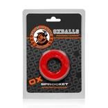 OX Sprocket C-Ring - Red