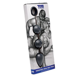 Tom of Finland - Silicone Weighted Anal Ball Plug