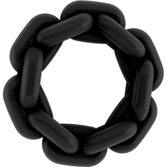 Sono No. 4 - Chain C-Ring - Black