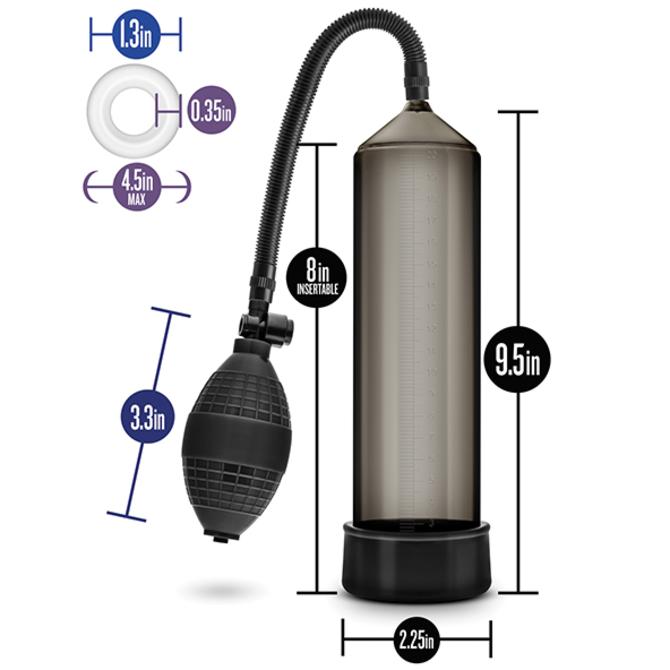 Performance Vx101 Male Enhancement Pump - Black