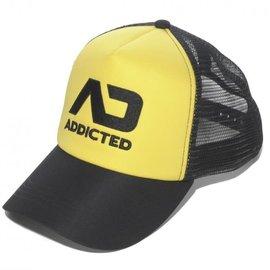 Addicted/ES AD Fetish Cap - Yellow