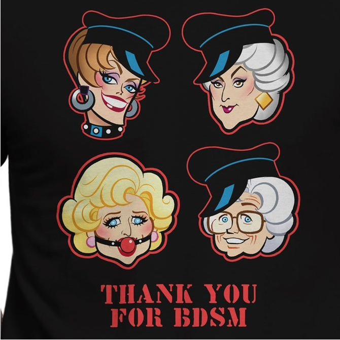 Huntees Thank You for BDSM