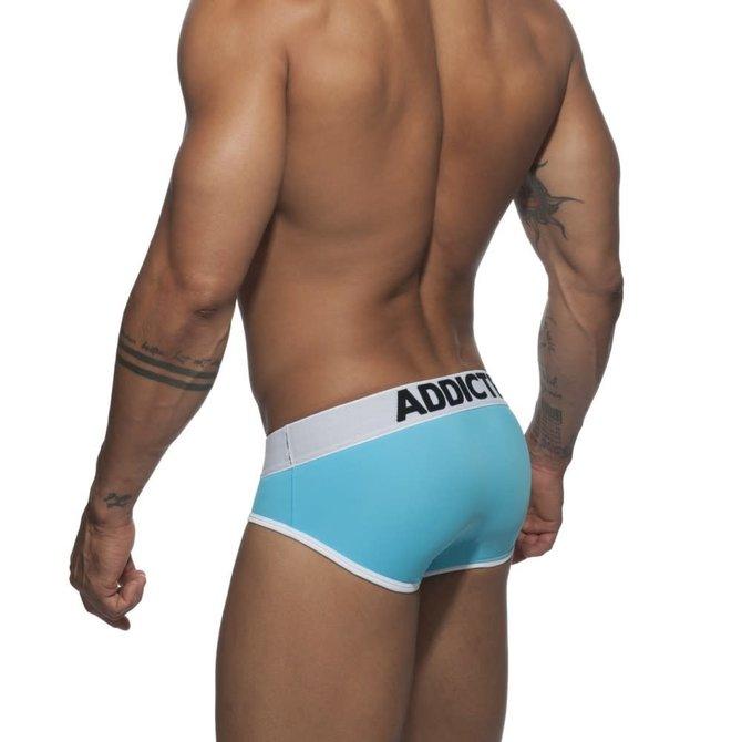 Addicted/ES Swimderwear Brief - Turquoise