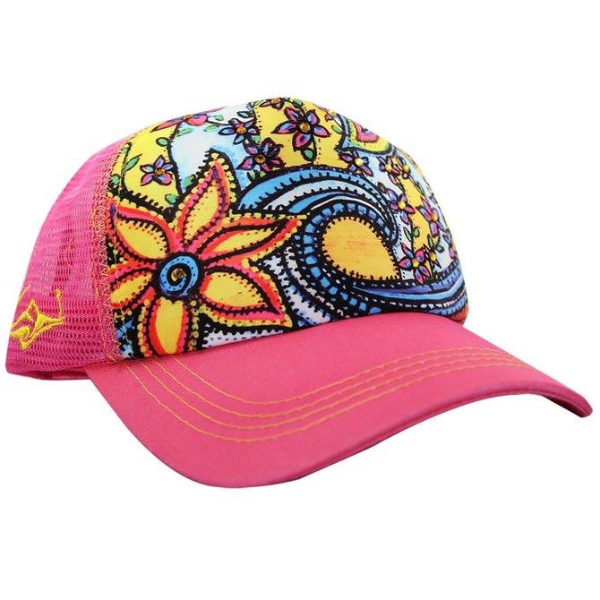 Sacred Surf Hawaii Waveflower - Pink