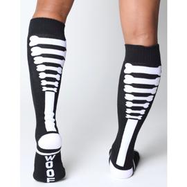 Cellblock 13 Kennel Club Bones Sock
