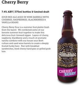 Almanac Cherry Berry 375ml
