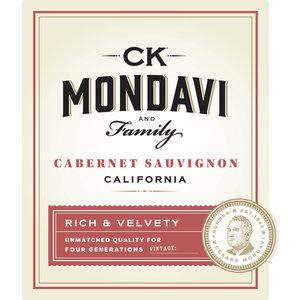 CK Mondavi Cabernet Sauvignon