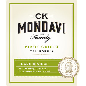 CK Mondavi Pinot Grigio