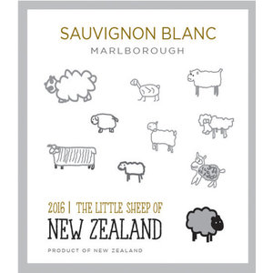 Little Sheep of New Zealand