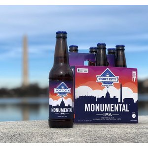 PCBC Monumental IPA 6/12