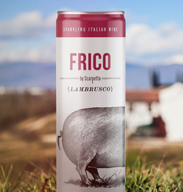 Scarpetta Frico Lambrusco 4/250ml