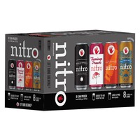 Left Hand Nitro Variety 8-Pack