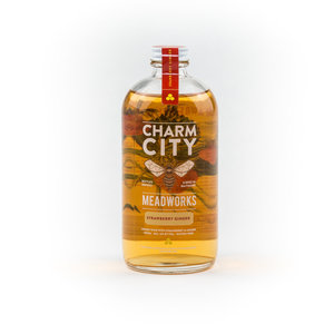 Charm City Strawberry Ginger 500ml