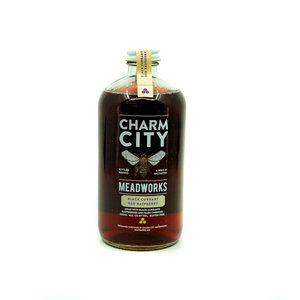 Charm City Black Currant Red Raspberry 500ml