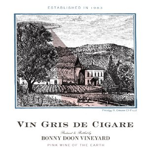 Bonny Doon Vin Gris De Cigare