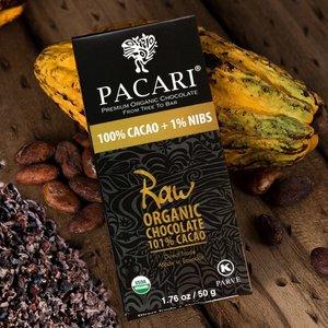 Pacari 101% Chocolate