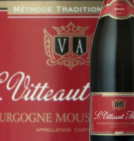 Vitteaut-Alberti Bourg Mousseux Rouge
