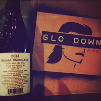 SLO Down Sexual Chocolate Red