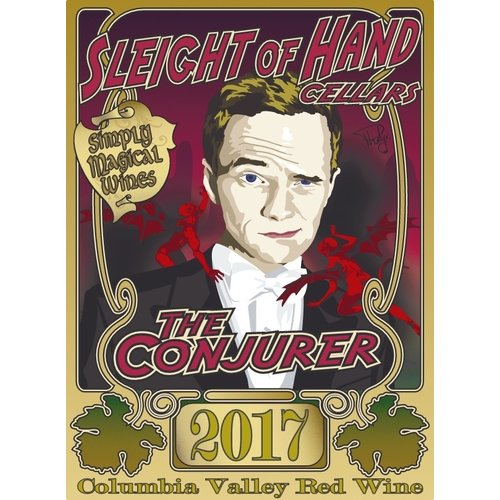Sleight of Hand The Conjurer