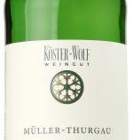Koster-Wolf Muller-Thurgau Halbtrocken 1L