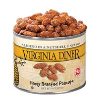 VA Diner Honey Roasted Peanuts 9oz