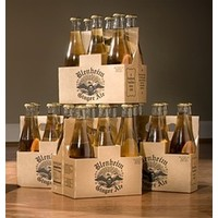 Blenheim Ginger Ale NAH 6/12 (#5 Not as Hot - Gold Cap)