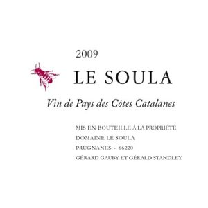 Le Soula Rouge 2009